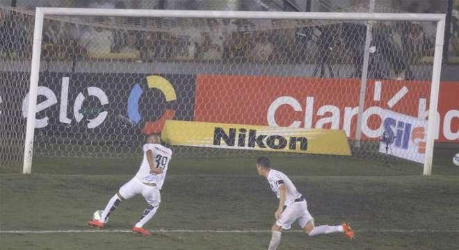 Final da Copa do Brasil (25/11/2015): a frustração dos torcedores ficou por conta do gol perdido pelo atacante Nilson nos minutos finais do jogo