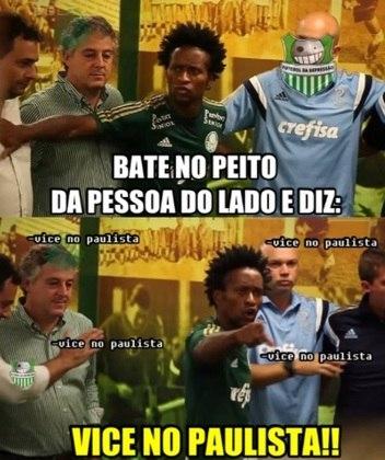Final do Paulistão 2015 (03/05/2015): o Palmeiras venceu por 1 a 0 na partida de ida, mas acabou derrotado por 2 a 1 na Vila Belmiro. Na decisão por pênaltis, Vladimir defendeu a cobrança de Rafael Marques e deu o título ao Santos