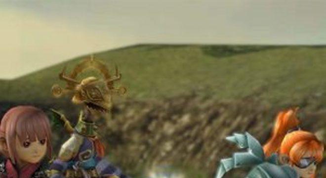 Final Fantasy Crystal Chronicles: Remastered Edition terá versão gratuita