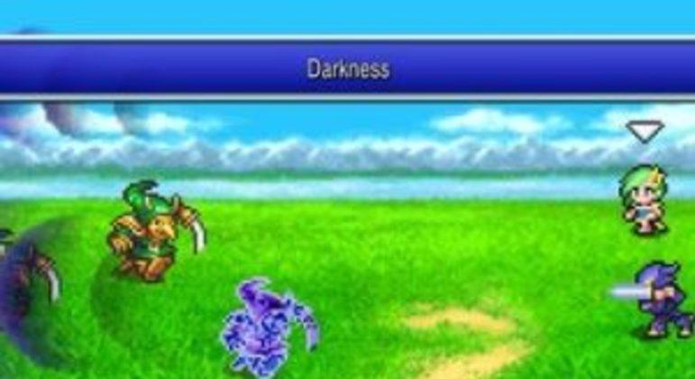 Final Fantasy IV Pixel Remaster sai em setembro para PC, iOS e Android