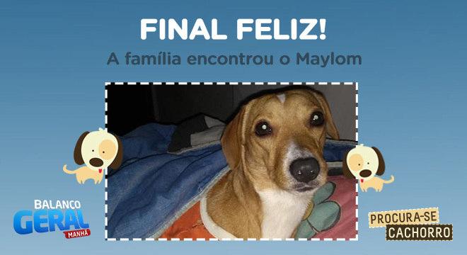 Maylom voltou para casa após uma semana