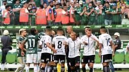 Palmeiras pretende pedir anulação da final do Paulista nesta quarta (24) ()