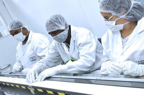 Desenvolvimento laboratorial deve ser concluído ano que vem