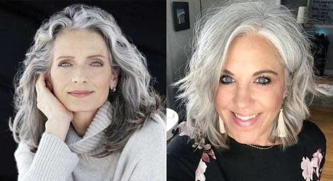 Fios brancos: 6 dicas simples para assumir o cabelo grisalho de vez