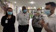 Secretaria critica fiscalização de políticos em hospital de Guarulhos