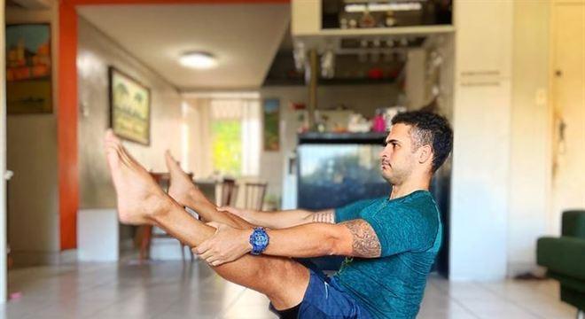 Fisioterapeuta Iury Monteiro
