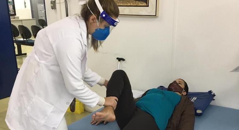 Paciente com sequela de covid-19 pode receber atendimento grátis na UNIP