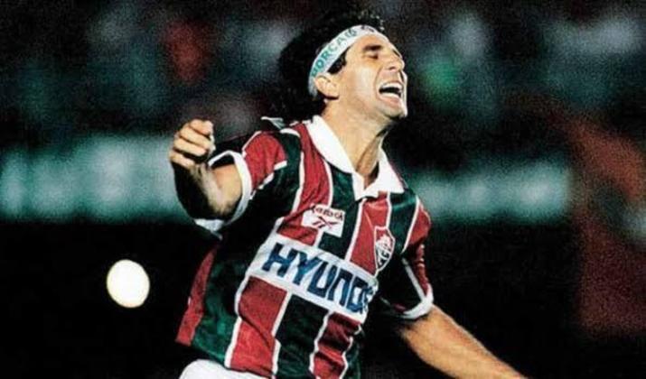 Fla x Flu final do Carioca-1995 (domingo, TV Band, 14h)  - Reveja o jogaço que teve gol de barriga de Renato Gaúcho e valeu o caneco do Carioca para o Tricolor, com narração do lendário Januário de Oliveira.