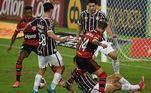 Fluminense se superou no segundo tempo e conseguiu arrancar um empate. A primeira partida da final do Cariocão terminou em 1 a 1. Segundo e último jogo acontece no próximo sábado (22) também no Maracanã e com transmissão da Record TV