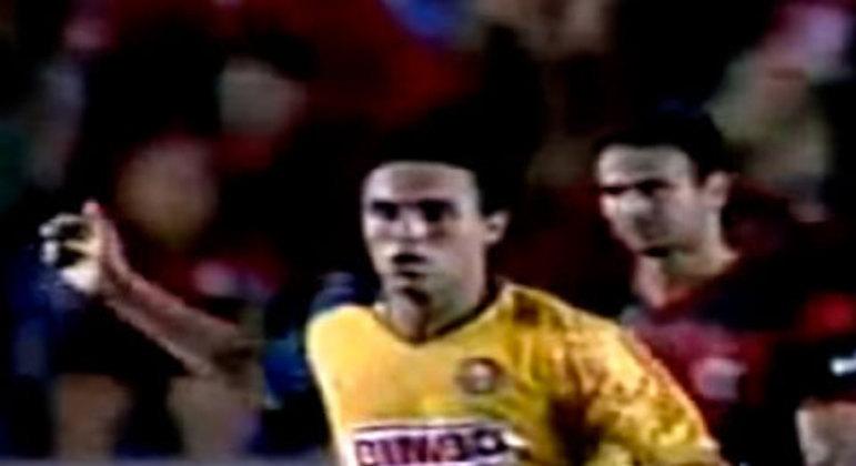 Flamengo 0 x 3 América do México - quartas de final de 2008