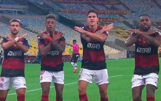 Flamengo E Sua Sensacional Vinganca 4 A 0 Foi Pouco Prisma R7 Cosme Rimoli