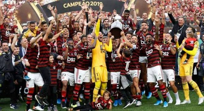 Flamengo, em busca do bi da Libertadores