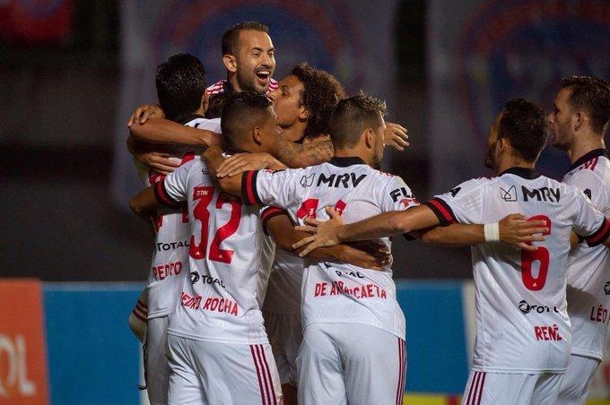 Domènec aproveitou o que o Flamengo tem de bom. 5 a 3 no Bahia, em Salvador