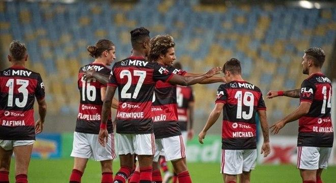 O Flamengo é o time de maior intensidade e consciência do Brasil