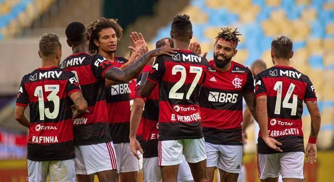 O melhor time do Brasil. Levou a sério do primeiro ao último minuto a semifinal