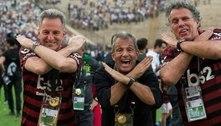 Revolta dos paulistas. Por 'traição' do Flamengo. Pela volta do público