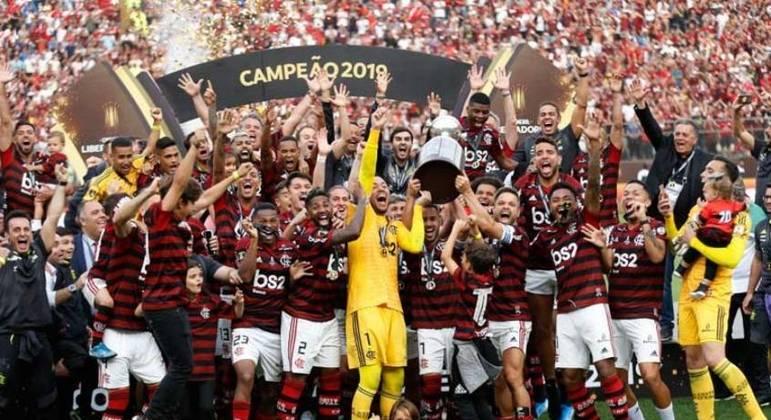 Flamengo venceu a Supercopa do Brasil em 2020. Chegará melhor que o Palmeiras na decisão
