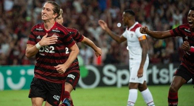 No Rio, Flamengo seguirá absoluto. Fluminense é o clube que menos atrai na Globo