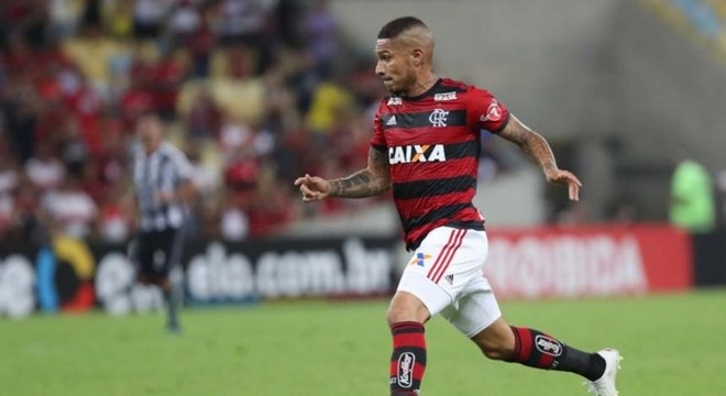 Contrato de Guerrero com o Flamengo vai até sexta-feira
