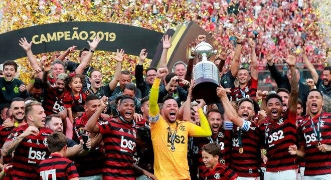 Flamengo, o time favorito da Globo. E a conquista da Libertadores de 2019