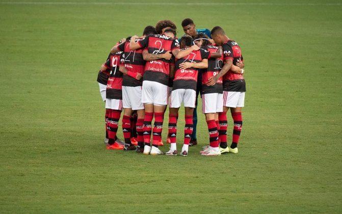 FLAMENGO – 123,5 milhões de euros (R$ 813,9 milhões) é o valor que coloca o atual campeão da Copa Libertadores da América no topo da lista, com o elenco mais valioso da competição.