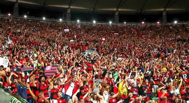 Torcida do Flamengo é muito mais do que radicais sem respeito à vida