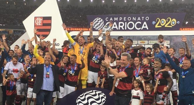 Flamengo já ganhou a Taça Guanabara. E possui elenco muito mais forte que rivais