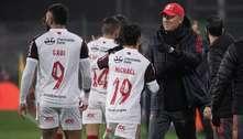 A estrela de Renato Gaúcho brilhou. O futebol do Flamengo foi péssimo