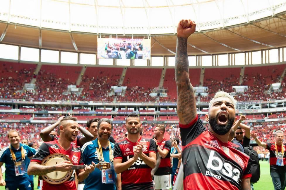 Flamengo conseguiu. Serão 15 mil torcedores no Mané Garrincha. Volta do público