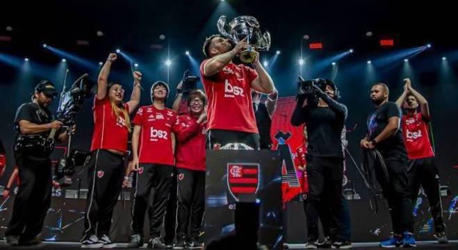 Campeonato Brasileiro de League of Legends teve Flamengo como campeão em 2019