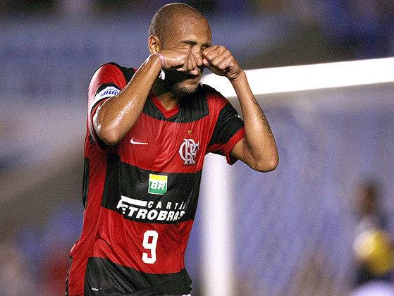 Flamengo: 17º colocado na 6ª rodada do Brasileirão de 2007 com 6 pontos. Terminou o campeonato em 3º lugar