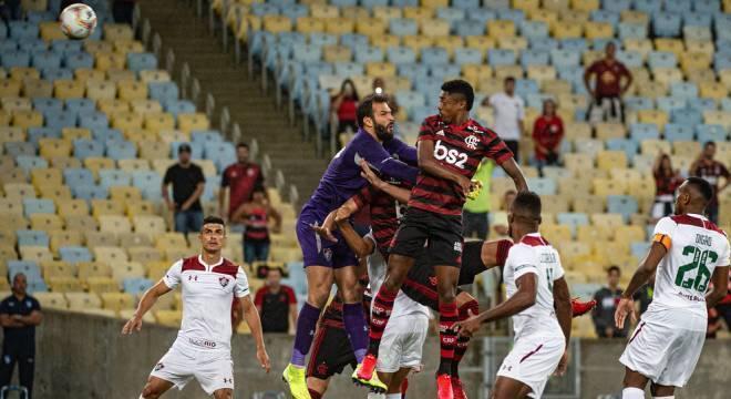 Flamengo na final da Taça Guanabara. Sem acordo, Globo não vai mostrar. Vexame
