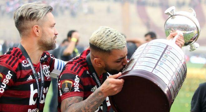 O Flamengo campeão da Libertadores de 2019 foi melhor que o Corinthians