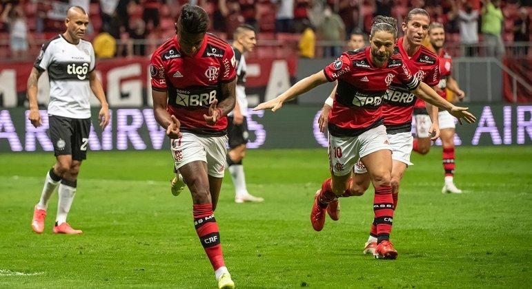 O dinheiro do Flamengo vem do seu poder de massa. Time mais popular do Brasil