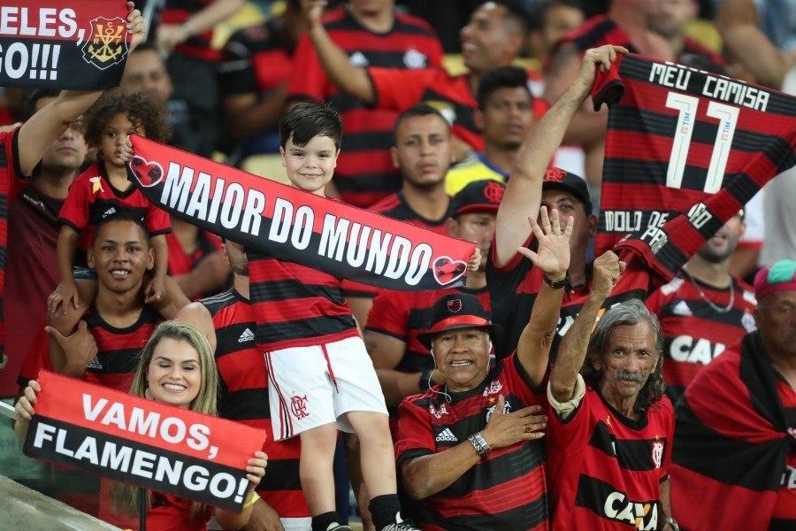 Caso o Flamengo vença a Libertadores, o Mundial no Rio, seria sensacional