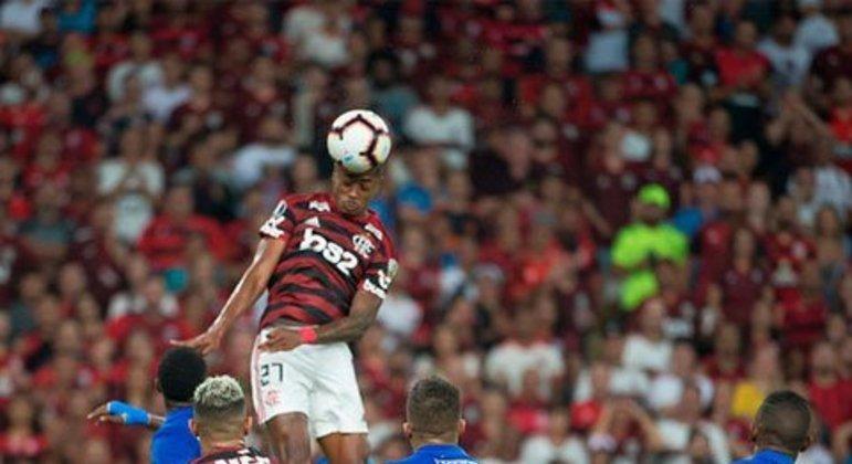 Flamengo 2 x 0 Emelec - oitavas de final de 2019