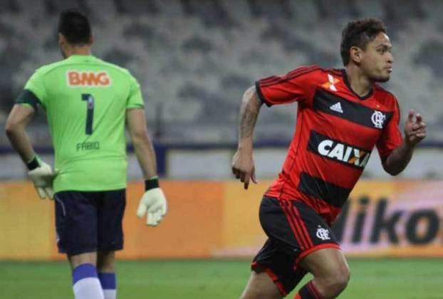 Flamengo: 20º colocado na 6ª rodada do Brasileirão de 2013 com 2 pontos. Terminou o campeonato em 16º lugar
