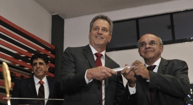 Landim recebeu a informação de Bandeira. Faturamento de R$ 750 milhões em 2019