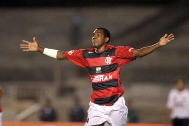 2005 - O Flamengo usou o mesmo uniforme na temporada seguinte