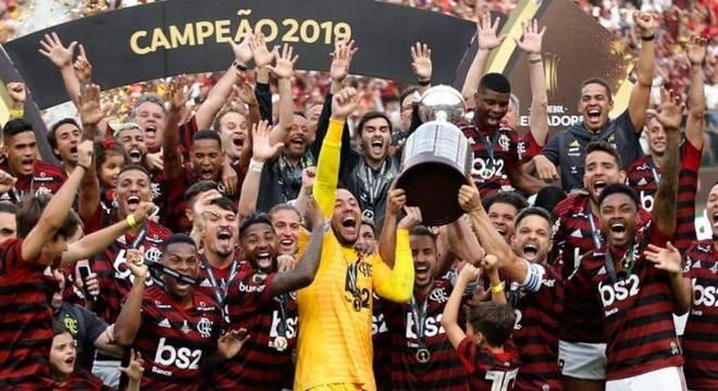 Campeão da Libertadores e brasileiro focará na Recopa e na Supercopa do Brasil