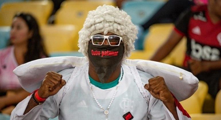 Direção do Flamengo tem certeza. Prefeitura do Rio vai liberar público para o jogo contra o Olimpia