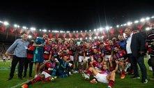 Flamengo campeão da Taça Guanabara. Alívio para Ceni