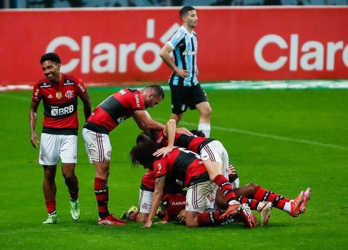 Flamengo conseguiu uma vitória avassaladora. E que o encaminha para a semi da Copa do Brasil