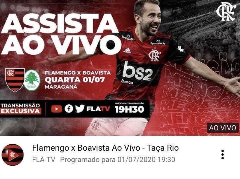 Flamengo conseguiu mudar a legislação da transmissão de futebol no Brasil