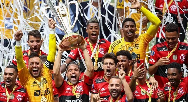 Flamengo tem muitos jogadores com potencial para serem convocados por Tite