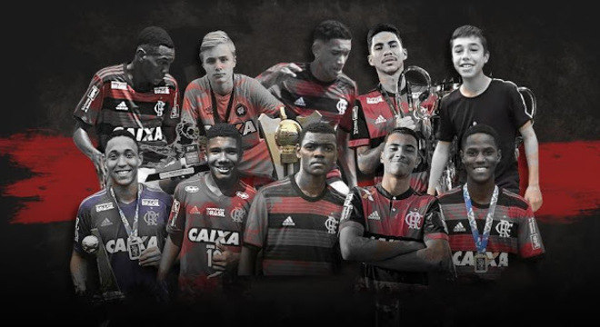 Garotos que perderam a vida no dormitório do Flamengo. Contêineres soldados