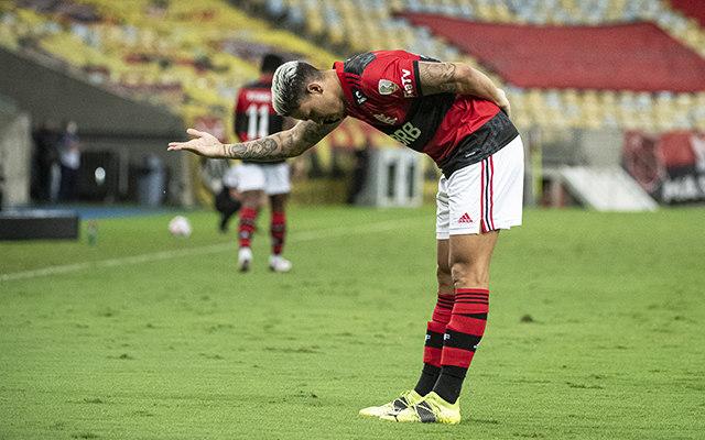 Pedro marcou o gol que definiu a superioridade do bicampeão deste país