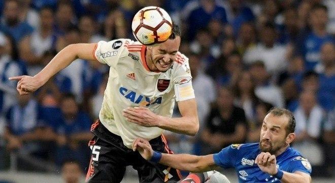 A certeza que o Flamengo não reverteria fez Galvão não ir para Belo Horizonte