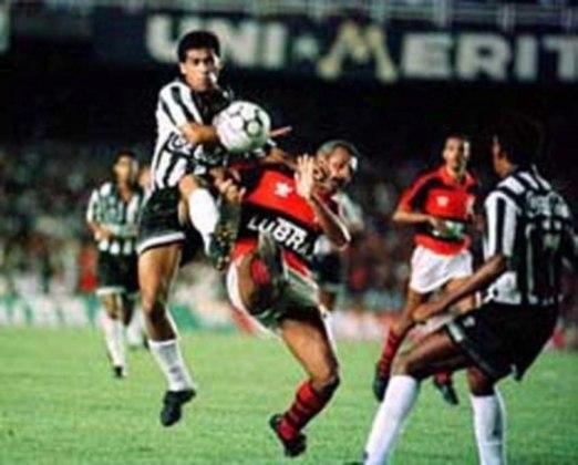 Flamengo 3x0 Botafogo - 12/7/1992 - Gols de Junior, Nélio e Gaúcho