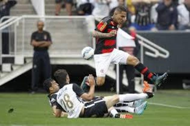 Flamengo 3x0 Corinthians - 16/10/2006 - Gols de Léo Medeiros, Renato Abreu e Juan